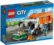 LEGO 60118 City Garbage Truck (Retired, Brand new in box) Free couriers postage