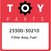 23300-30210 Toyota Filter assy, fuel 2330030210, New Genuine OEM Part