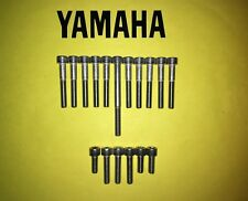 Yamaha RD200 RD 125 200cc Two Stroke Stainless SS Engine Allen Screw Set Kit