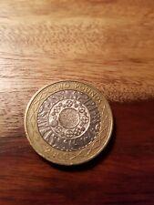 2000 £ 2 moneda de dos libras de tecnología de pie sobre los hombros de los Gigantes