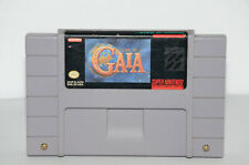Illusion of Gaia (Super Nintendo) SNES Cartridge Only, SAVES, Authentic