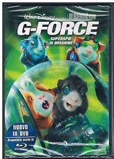 G-FORCE SUPERSPIE IN  MISSIONE DVD DISNEY SIGILLATO!!!