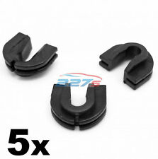 5x VW Transporter Grille Trim Clips- Plastic Clips for front of T4 & Caravelle