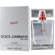 D&G THE ONE SPORT UOMO EDT NATURAL SPRAY VAPO - 50 ml