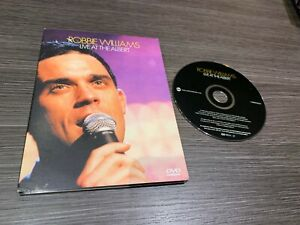 ROBBIE WILLIAMS DVD LIVE AT THE ALBERT