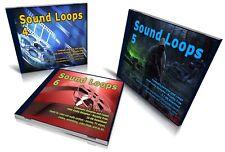 Cinematic Bundle: Sound Loops 4, 5 and 6 WAV Samples Ableton Cubase FL Studio