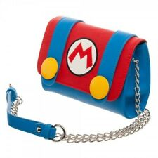 Nintendo Mario Sidekick Crossbody Bag New BIOWORLD