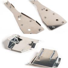 XFR Full Chassis Glide & Swing Arm Skid Plate Gaurd Combo YAMAHA YFZ450 YFZ 450