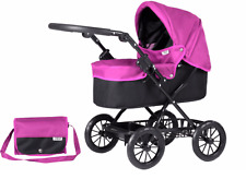 Mamas & Papas Giovani Kids Pram Buggy Stroller Push Chair Toy Dolls Hood Bag