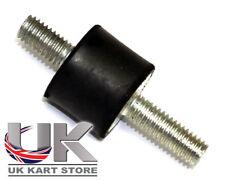 Rotax Max Genuine Evo Rubber Coil Mount 18 x 15 x M6 UK KART STORE