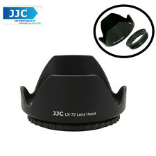 JJC LS-67 67mm Lens Hood  Universal Petal Screw-in for camera nikon canon sony