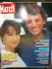Paris Match N° 1801 2/12/1983 Johnny Hallyday Depardieu Yves Saint Laurent