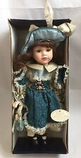 Vintage Leonardo Collection Porcelain Doll - Gemma