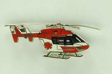 Pin Hubschrauber Helicopter BK 117 DRF Rettungsflugwacht HEMS