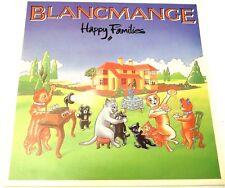 Blancmange - Happy Families - 1982 London Records  SH - 8552 -NM