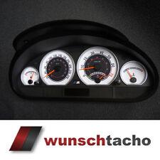 Tachoscheibe für Tacho BMW E46 *Round*250 Kmh Benziner