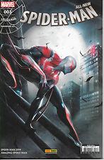Spider-Man All New N°003 Couv. 2 sur 2 -Panini-Marvel Comics - Août 2016