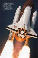postcard USA  Florida Kennedy Space Center  unposted