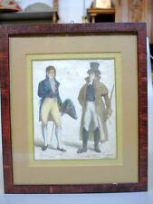 Colorierte Mode página hoftracht hombre en corrid hoja de moda para 1800 [schw]