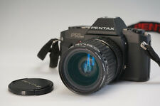 PENTAX P50 DATE SLR Body + PENTAX-A ZOOM 1:4 35-70mm Lens /MC-1B AS-IS 903f19