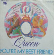 "7"" 1976 GERMAN PRESS ! QUEEN : You´re My Best Friend + 39 /MINT-?"