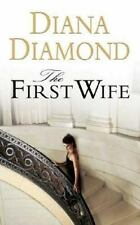The First Wife Kennedy, William P., Diamond, Diana Mass Market Paperback