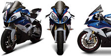Zero Gravity DB Windscreen - BMW S1000RR 2015 2016 - Light Smoked Bubble Screen