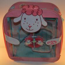 Original Baby Annabell Dolls Wardrobe With Storage Bag & Hanger - Zapf Creation
