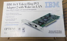 New IBM 30L6208 PCI Token Ring Adapter 2 with Cable New Retail Sealed (20 Avail)