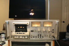 Pioneer CT-F1000 Stereo Cassette Tape Deck, Multi Vovt., Replaced Belts, etc.