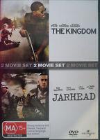 The Kingdom  / Jarhead (DVD, 2008, 2-Disc Set)