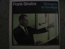 FRANK SINATRA STRANGERS IN THE NIGHT VINYL RECORD