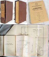 Monographies Régionales de paloégéographie : TUNISIE 1952 / Nb. Illustrations