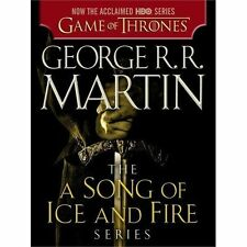 George R. R. Martin's A Game of Thrones 5-Book Boxed Set (Song of Ice and Fire