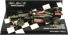 Minichamps Lotus E21 Winner Australian GP 2013 - Kimi Raikkonen 1/43 Scale