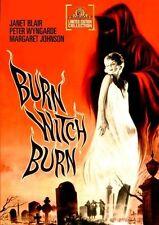 Burn, Witch, burn DVD - Peter Wyngarde, Janet Blair, Margaret Johnston