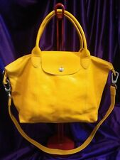LONGCHAMP LE PLIAGE CUIR LEATHER TOTE IN GOOD CONDITION