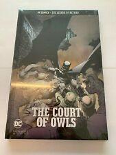DC COMICS THE LEGEND OF BATMAN - THE COURT OF OWLS, VOLUME 6, NEW SEALED