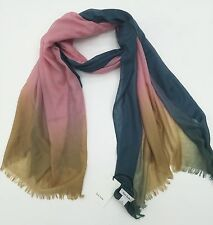 Paul Smith Ladies Scarf Cashmere & Silk  Wrap / Shawl