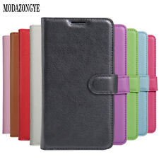 Flip Wallet Luxury PU Leather Phone Cover Case For Lenovo K6 K33a48 5.0 inch