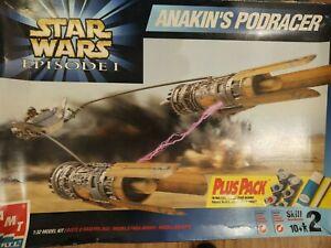 STAR WARS EPISODE 1, ANAKIN'S PODRACER, Plastic Model Kit, Scale 1/32