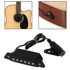 Belcat Soundhole Pickup WITH Active Power JACK for Classic Acoustic Guitar