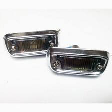 For 85-95 Toyota Corolla Sedan Ke20 Ke25 Te21 Te27 License Plate Light Lamps Lr