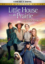 Little House on the Prairie: Season Three (DVD,2003)