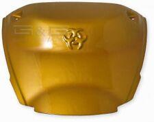 Rear Passage Underfloor Panel in Yellow Metallic For Peugeot Speedfight 2