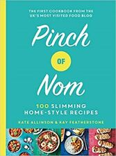Pinch of Nom:100 Slimming, Home-style Recipes (Hardback 2019)