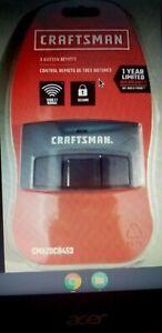 BRAND NEW SEALED CRAFTSMAN 3 Button Remote Garage Opener CMXZDCG453
