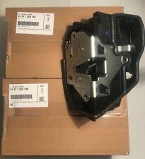 OFERTA PACK CERRADURAS BMW SERIE 3 E90 E81 E82 7202146 7202143