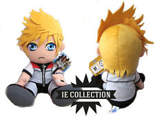 KINGDOM HEARTS ROXAS SOFT TOY snowman keyblade plush doll 3 sora nessuno Kairi 2