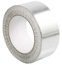 "3 Aluminium Foil SelF Adhesive 48mm X50m HeaT Reflecting Insulation Tape Rolls"""""